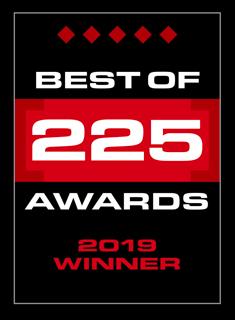 2021 Best of 225 Award Winner